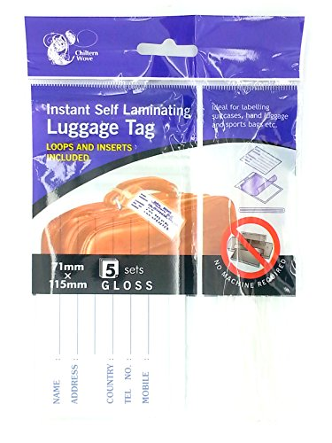 instant-self-laminating-luggage-tags-labels-suit-case-loops-inserts-ss600