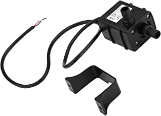 MagiDeal DC12V 5W 240L/H Ultra Quiet Brushless Motor Submersible Pool Water Pump