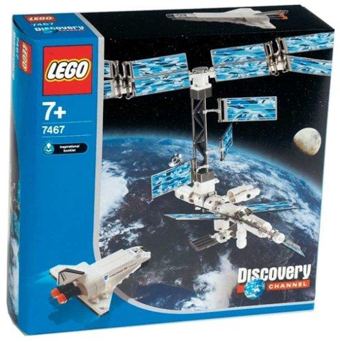Preisvergleich Produktbild LEGO 7467 - ISS Raumstation, 161 Teile