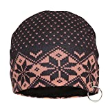 FabSeasons Printed Cotton Slouchy Beanie Cap for all Seasons