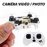 Cheerson CX-10C Mini Drone avec Camera Video Photo (Couleur Noir)