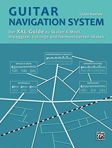 Guitar Navigation System