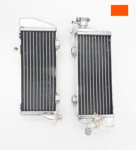 Radiadores para KTM 125-150-200-250-300 SX EXC JLP Racing