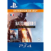 Battlefield 1: Premium Pass - Édition Season Pass [Code Jeu PSN PS4 - Compte français]