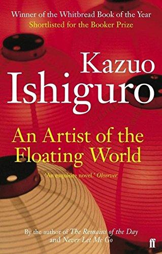 Buchseite und Rezensionen zu 'An Artist of the Floating World (Faber Fiction Classics)' von Kazuo Ishiguro