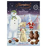 Thorntons Seasonal Snowman Advent Calendar Chocolates, 180...