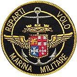 Patch Ricamata REPARTI Volo Marina Militare - Replica