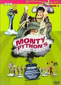 Monty Python's Flying Circus: Set 5 [DVD] [1969] [Region 1] [US Import] [NTSC]