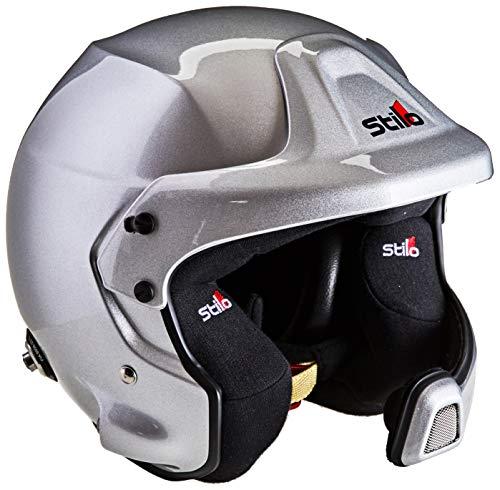 Stilo aa0210bg2m61WRC des composito Electro Rally casco, 61