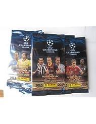 Panini UEFA Champions league 2013 / 2014 Adrenalyn XL Soccer Cards 10 Packs by Panini