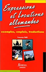 EXPRESS. LOCUT. ALLEMAND NP    (Ancienne Edition)