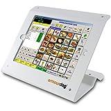 armourdog® Secure POS Kiosk para tablet y el Pro de 9,7IPAD AIR 1/2en blanco