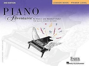Piano Adventures: Lesson Book - Primer Level