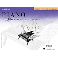 Piano Adventures - Primer Level: Lesson Book
