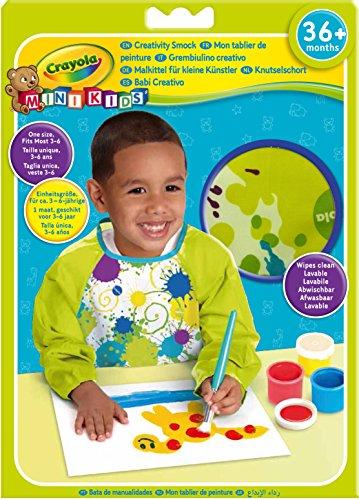 Toy State Crayola Delantal Creativo