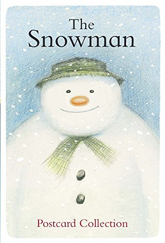 Postcards From The Snowman and The Snowdog by Raymond Briggs (2015-10-01)