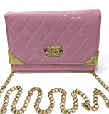 Nirang Latest, Trendy, Satchels, Sling Bags, Clutches Handbag All-In-One For Women And Girls (Pink)