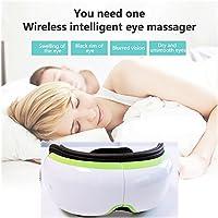 Fitsport Augenmasken-Massagegerät zum Schlafen mit Hitze-Vibration, Luftkompression, Musik für Kopfschmerzen,... preisvergleich bei billige-tabletten.eu