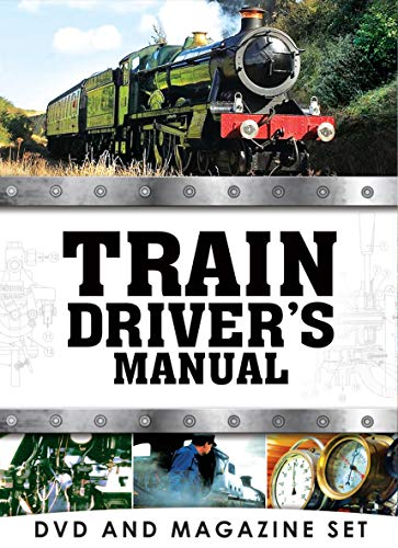 Train Drivers Manual - [Bookazine Gift Set]
