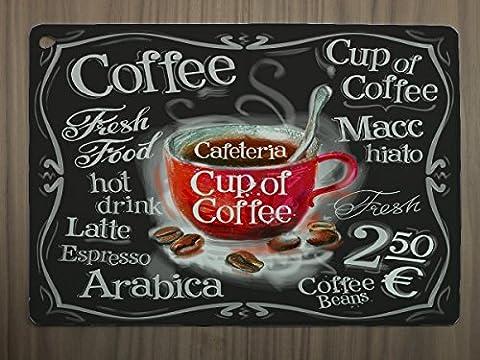 Etui Coque Housse adapté pour Ipad Air Publicité Cuisine tasse de café