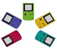 Link-e ® : Retro Gaming : Kit de réparation/remplacement complet pour console Nintendo Game Boy Color : coque, ecran, boutons... (Pikachu)