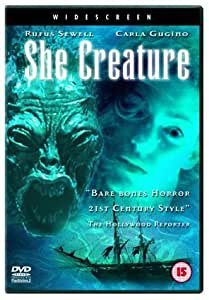 Mermaid Chronicles Part 1: She Creature [DVD] [2002]