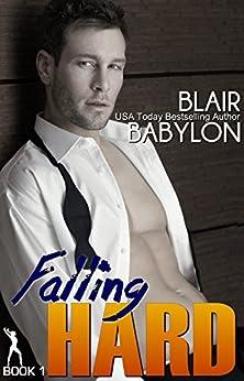 Falling Hard (Billionaires in Disguise: Lizzy #1): A Contemporary Romance Novel (English Edition) par [Babylon, Blair]