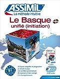 Le Basque Unifié (Initiation) ; Livre + CD Audio (x3)