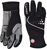 Craft Handschuh Power Windstopper Gloves, Black/White, XL/11