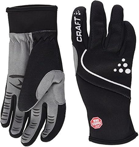 Craft Handschuh Power Windstopper Gloves, Black, 10/L,
