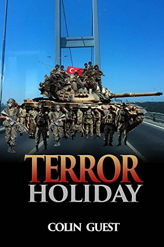 Terror Holiday by [Guest, Colin]