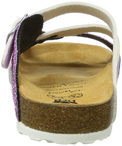 Lico Bioline Gleam, Pantofole Donna Viola (Lila)