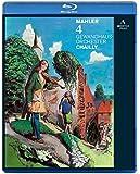 Gustav Mahler - Sinfonie Nr. 4 / Leipziger Gewandhausorchester [Blu-ray]