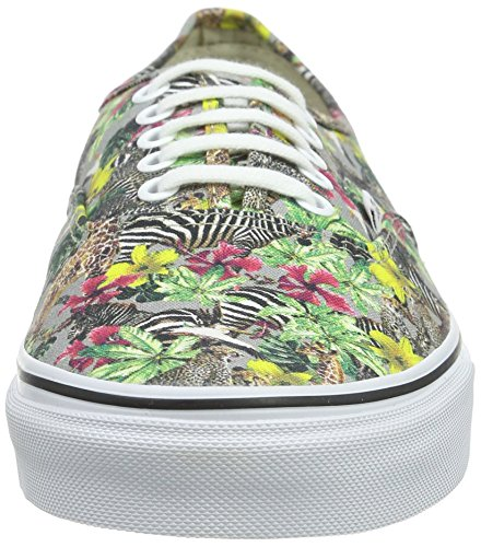 Vans  U Authentic, Herren Sneaker Multicolor