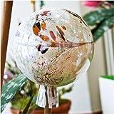 Jardin sphère de verre d'albâtre