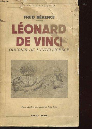 Leonard de vinci - ouvrier de l'intelligence