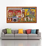 Tallenge - Indian Art - Mewar Ramayan - ...