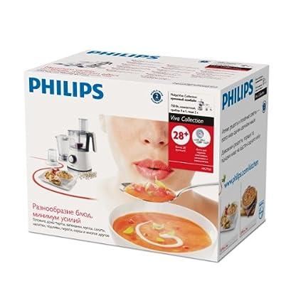 Philips-robot-hr7761-750-watt-frullatore-mini-tritatutto-dischi-inox