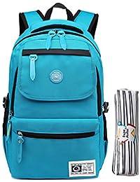 ed878e23df Niceeday School Backpack for Girls School Bag Boys