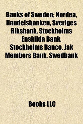 banks-of-sweden-nordea-handelsbanken-sveriges-riksbank-stockholms-enskilda-bank-stockholms-banco-jak