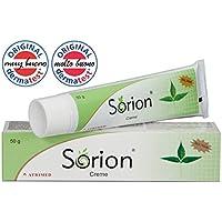 Sorion Crema 50 g - para casos de piel seca, enrojecida, escamosa y con picazón