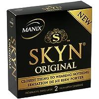 MANIX Skyn 1er Pack(1 x 2 Stück) preisvergleich bei billige-tabletten.eu