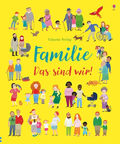 Familie: Das sind wir! par  Felicity Brooks