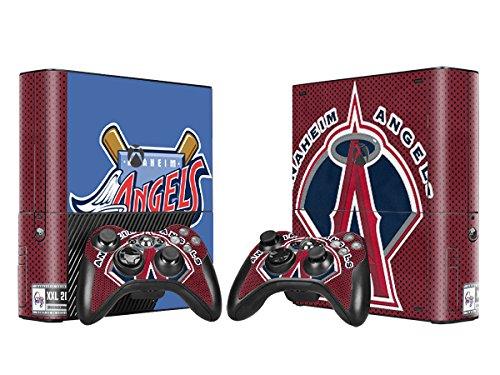 YHC Anaheim Angels Sticker Aufkleber Skin Set for Microsoft Xbox One Console+Controllers Steuerungen -