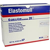 ELASTOMULL 6 cmx4 m 2100 elast.Fixierb. 20 St Binden preisvergleich bei billige-tabletten.eu