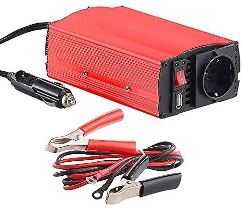 Convertisseur 12v 220v 300w - Convertisseur 12 V / 220 V -