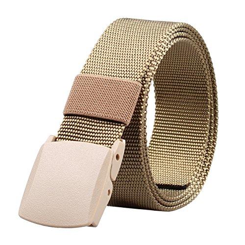 ALAIX - Cinturón - para hombre verde beige xx-large