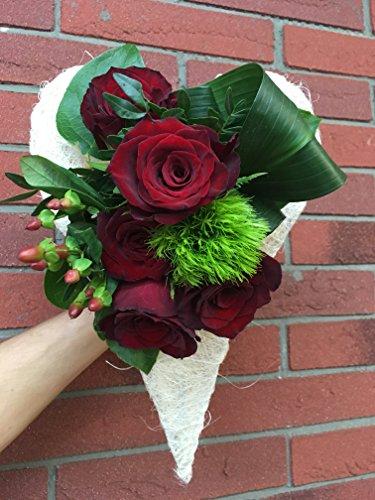 floristikvergleich.de Blumenstrauß Farbtraum VERSANDKOSTENFREI inkl Glückwunschkarte