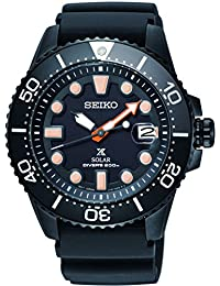 Seiko Prospex Sea Solar-Taucheruhr Black Series SNE493P1