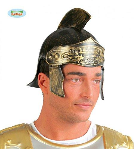 Helm für Römer Römerhelm für Herren Karneval Fasching Legionär Rom Soldat (Helm Soldat Kostüme Römischer)